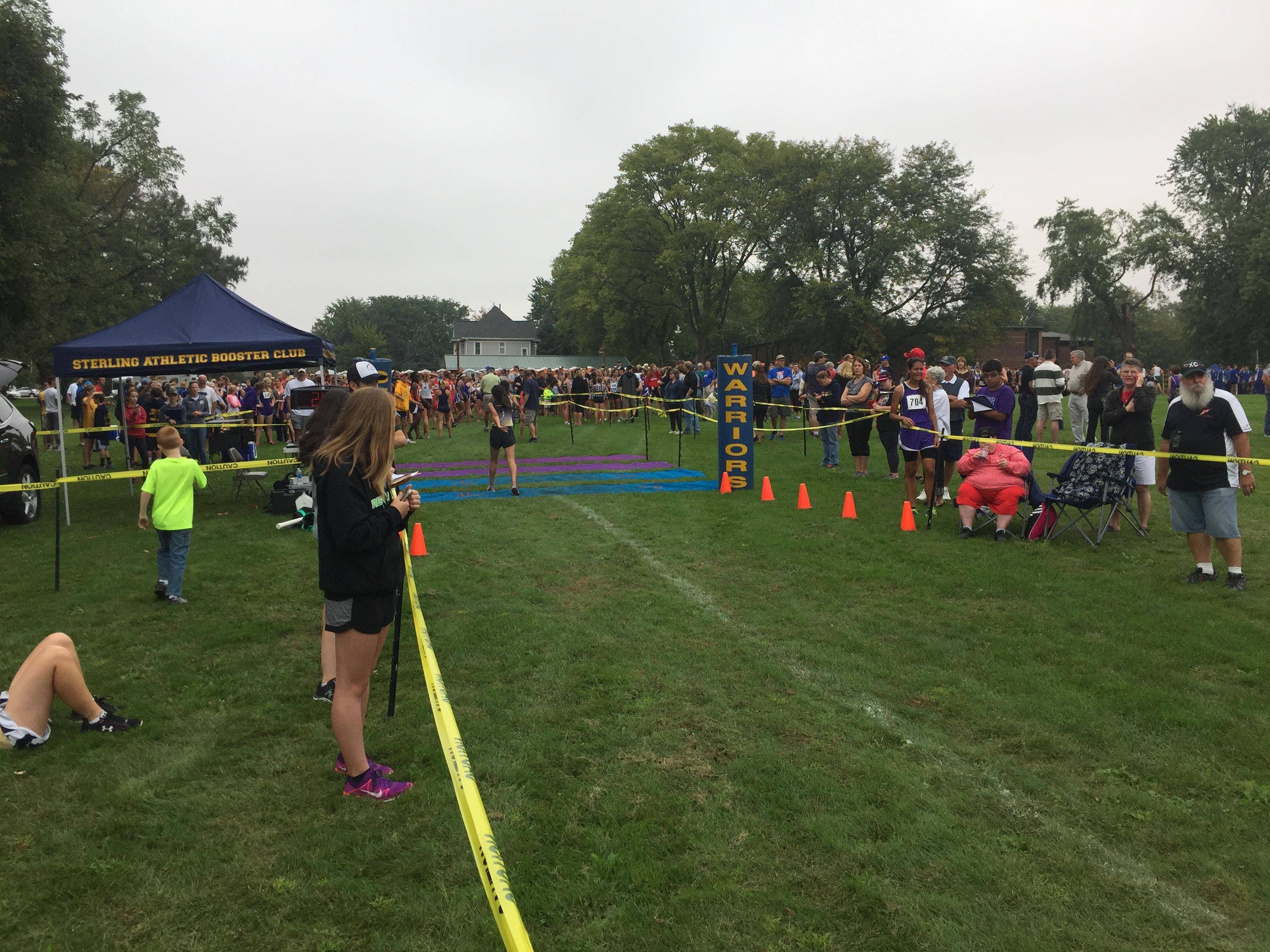 Rock River Run Finish, Sterling IL