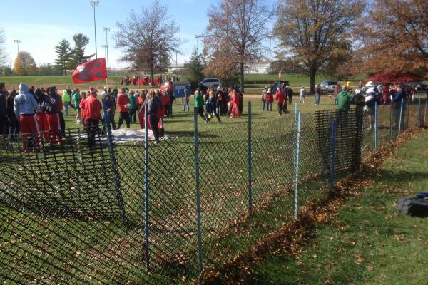 IHSA XC Sectional-Peoria Notre Dame | Race Results Plus